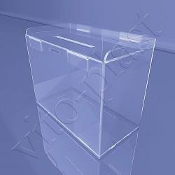 Коробка для благотворительности
