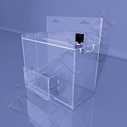 Навесная пластиковая коробка