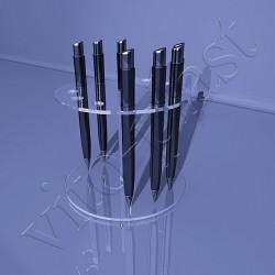 Подставка под ручки круглая