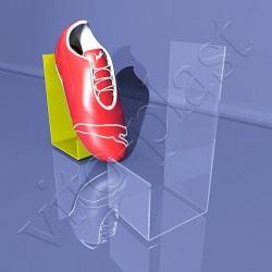 Подставка для обуви из оргстекла