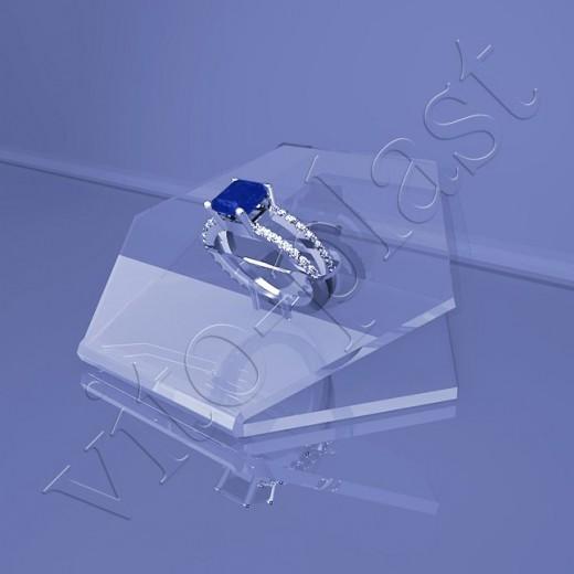 Подставка под кольцо