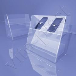 Подставка под телефоны на 2 яруса