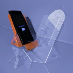 Подставка под телефон фигурная