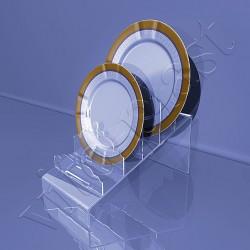 Подставка для посуды – под набор тарелок разных диаметров
