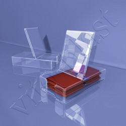 Коробка под кошелек с ценикодержателем